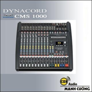 MIXER DYNACORD CMS 1000 LOẠI 1 CHINA