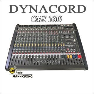 MIXER DYNACORD CMS 1600 LOẠI 1 CHINA