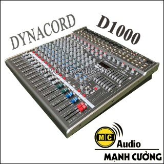 MIXER DYNACORD D 1000 LOẠI 1 CHINA